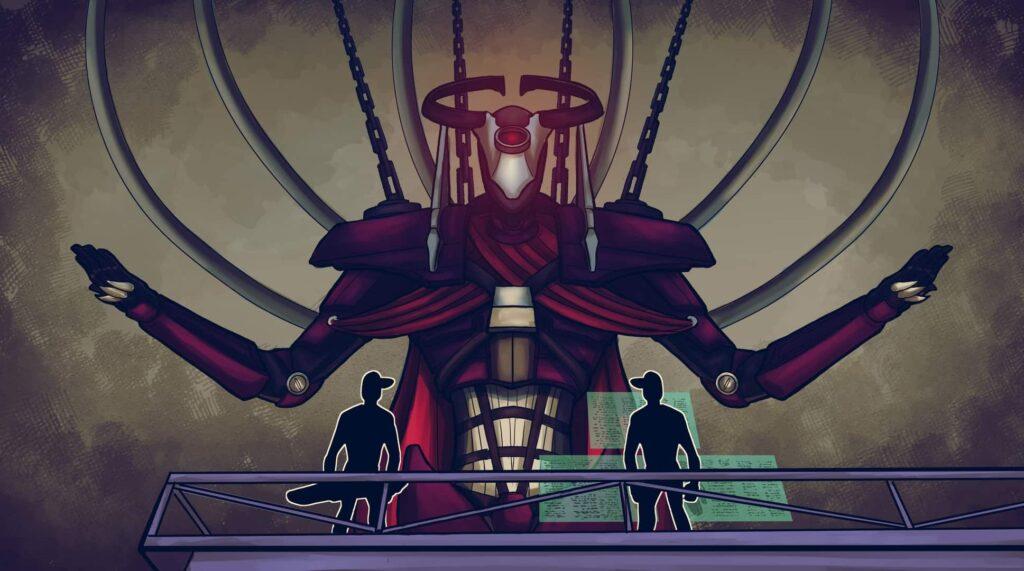 Lancer: A Bleak Calling